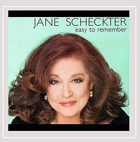 Scheckter Jane Easy To Remember