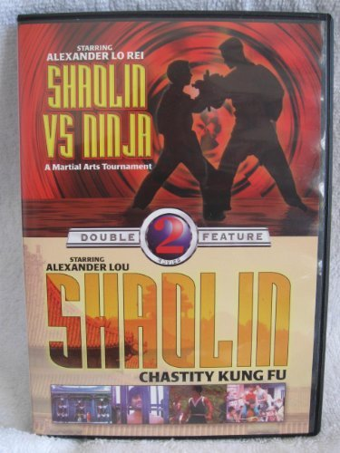 Shaolin Vs Ninja A Martial Arts Tournament