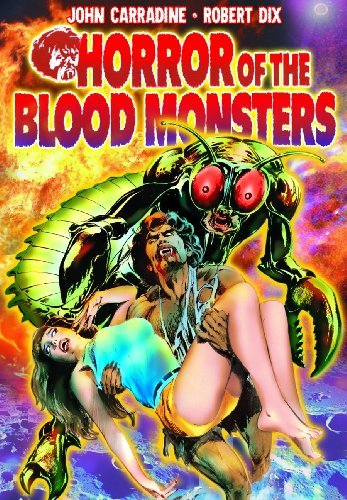 Horror Of The Blood Monsters ( Carradine John Nr