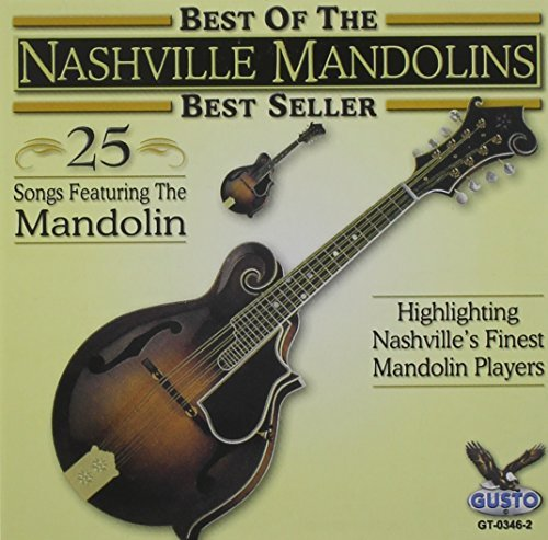 Nashville Mandolins Best Of 25 Songs