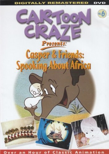 Casper Casper & Friends Spooking About Africa