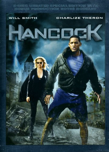 Will Smith Jason Bateman Charlize Theron Peter Ber Hancock 2 Disc Unrated Special Edition With Bookle Ur 2 Disc Special Edition With Booklet