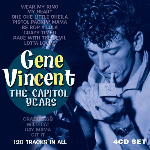 Gene Vincent Capitol Years
