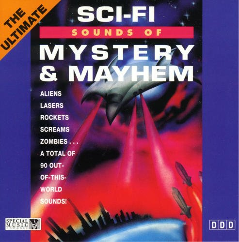 Sci Fi Sounds Of Mystery & May Sci Fi Sounds Of Mystery & May