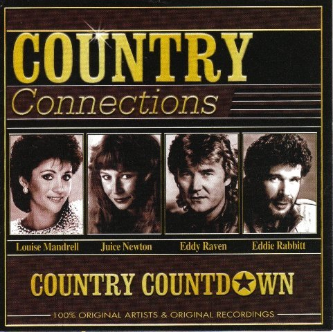 Country Countdown Country Connections Alabama Morgan Gill Rabbitt Country Countdown