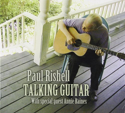 Paul Rishell Talking Guitar