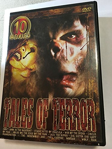 Tales Of Terror 10 Movies Tales Of Terror 10 Movies