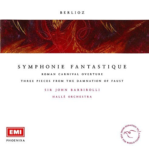 Hector Berlioz Symphonie Fantastique Roman Carnival Overture Three Pieces From The Damnation Of Faust