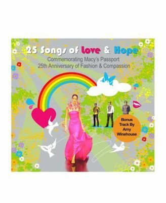 Macy's Passport 25th Anniversary Love & Hope CD