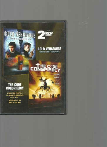 Code Conspiracy Cold Vengeance Code Conspiracy Cold Vengeance 2 DVD Set