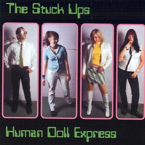 Stuck Ups Human Doll Express