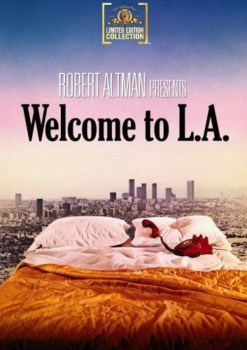 Welcome To L.A. Carradine Kellerman Chaplin Ws DVD R R