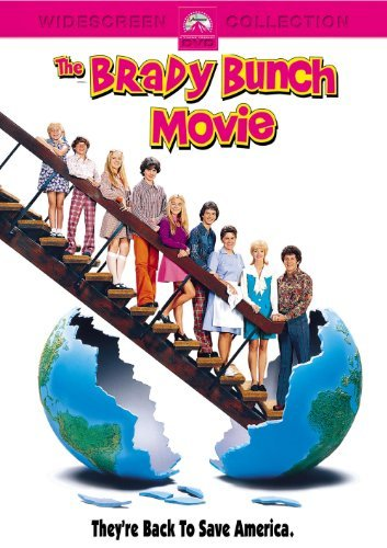 Brady Bunch Movie Long Cole Mckean Smart DVD Pg13