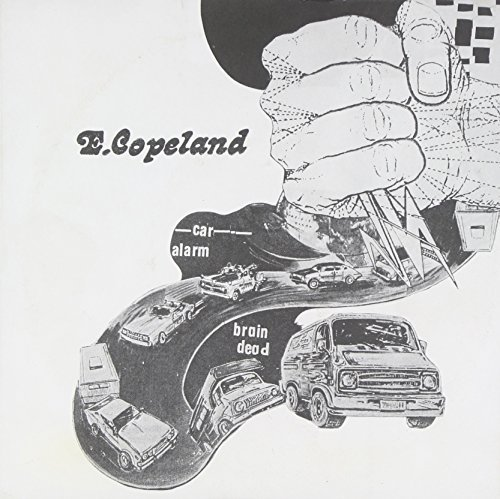 Eric Copeland Car Alarm 7 Inch Single