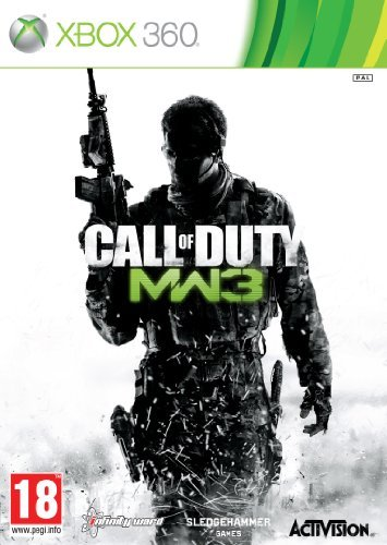 Xbox 360 Call Of Duty Modern Warfare 3 Activision Inc. M