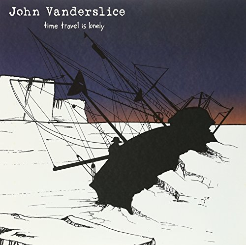 Vanderslice John Time Travel Is Lonely (lp Reis