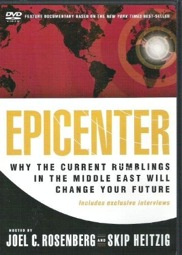 Heitzig Skip Rosenberg Joel C. Epicenter DVD A Video Documentary