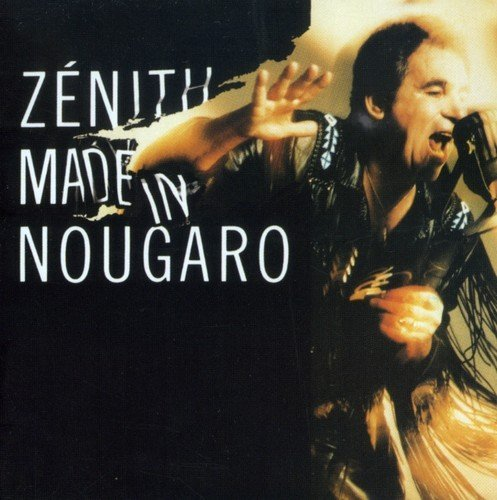 Claude Nougaro Zenith Made In Nougaro Import Eu