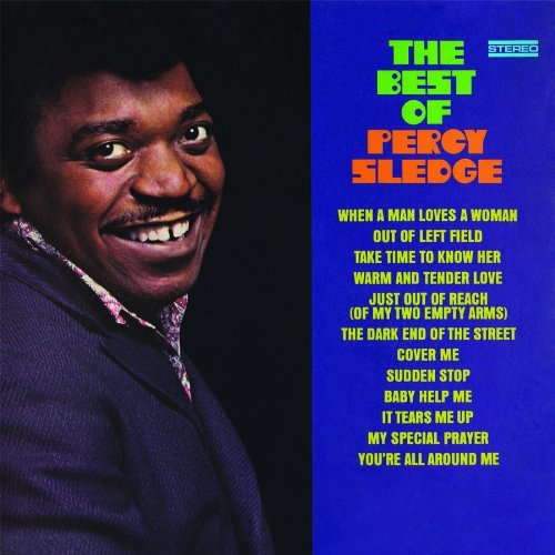 Percy Sledge Best Of Percy Sledge 180gm Vinyl