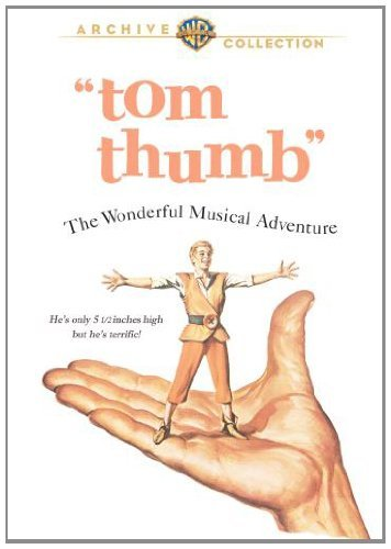 Tom Thumb Tom Thumb Ws DVD R G