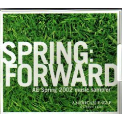 The Shins Built To Spill Sub Bionic Black Rebel Mo Spring Forward Ae Spring 2002 Music Sampler By Am