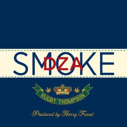 Smoke Dza Rugby Thompson 2 Lp Download Card