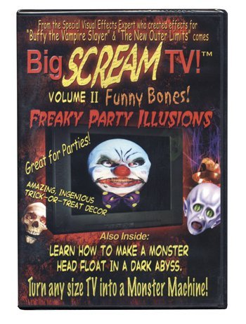 Big Scream Tv! Volume Ii Funny Bones!