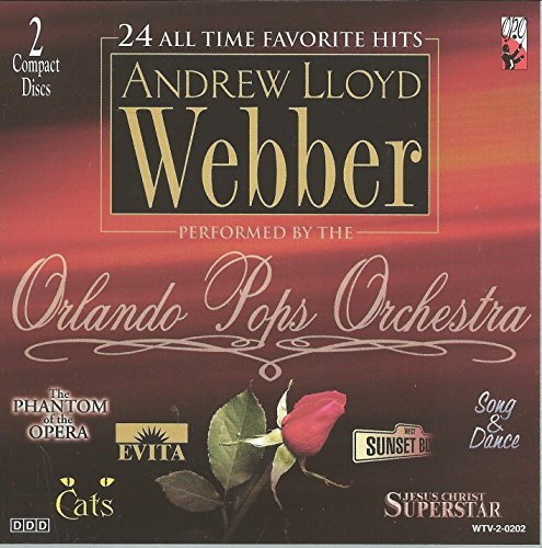 24 All Time Favorite Hits Andrew Lloyd Webber