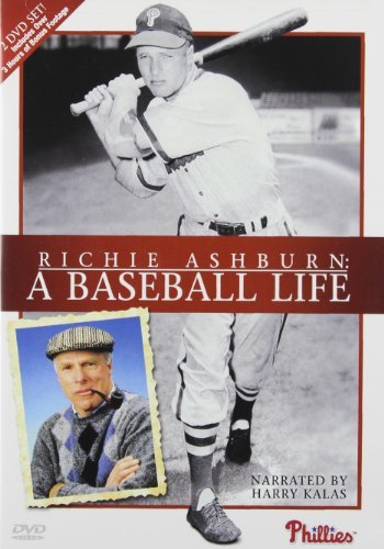 Richie Ashburn A Baseball Lif Richie Ashburn A Baseball Lif Nr 2 DVD