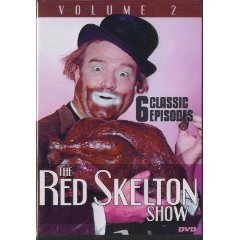 Red Skelton Show Vol 2 From Digiview (6 Episodes)