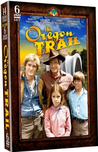 Oregon Trail Oregon Trail The Nr 6 DVD