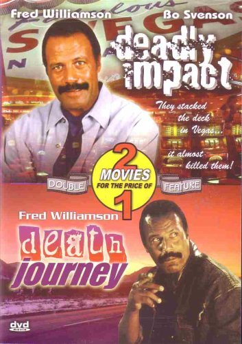 "Fred Williamson Bo Svenson ""deadly Impact"" And ""death Journey"""