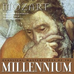 W.A. Mozart Masterpieces Of The Millennium