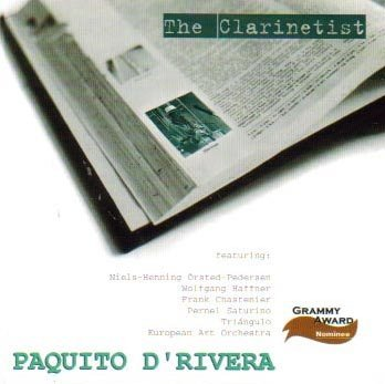 D'rivera Paquito Vol. 1 Clarinetist