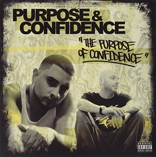 Purpose & Confidence Purpose Of Confidence 2 Lp