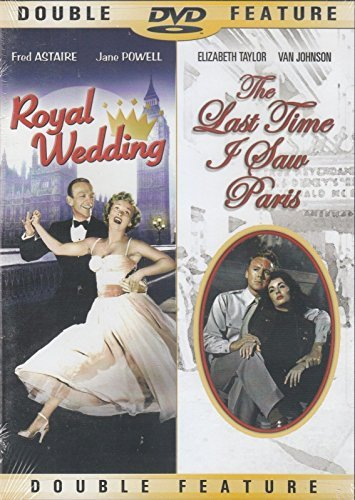 Royal Wedding Last Time I Saw Double Feature Clr Nr