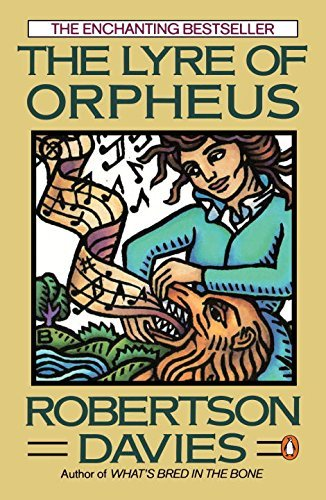 Davies Robertson The Lyre Of Orpheus (cornish Trilogy)