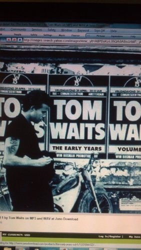 Tom Waits Early Years