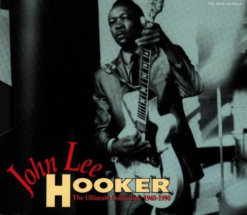 John Lee Hooker Ultimate Collection 1948 90 2 CD Set