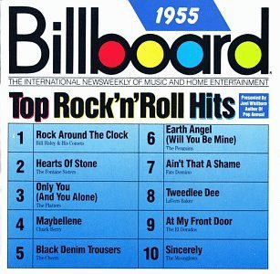 Billboard Top Rock N Roll H 1955 Billboard Top Rock N Roll Platters Berry Cheers Baker Billboard Top Rock N Roll Hits