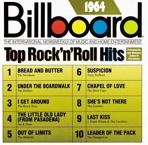 Billboard Top Rock N Roll H 1964 Billboard Top Rock N Roll 4 Seasons Zombies Beachboys Billboard Top Rock N Roll Hits