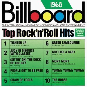 Billboard Top Rock N Roll H 1968 Billboard Top Rock N Roll Gaye Steppenwolf Box Tops Billboard Top Rock N Roll Hits