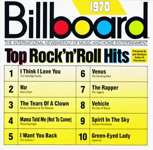 Billboard Top Rock N Roll H 1970 Billboard Top Rock N Roll Guess Who Jagger Jackson 5 Billboard Top Rock N Roll Hits