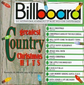 Billboard Greatest Xmas Hit Country Hits Tubb Ritter Arnold Dean Boyd Billboard Greatest Xmas Hits