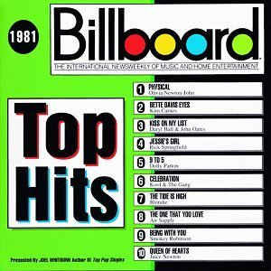 Billboard Top Hits 1981 Billboard Top Hits Air Supply Blondie Parton Billboard Top Hits