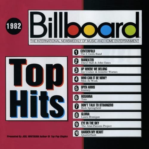 Billboard Top Hits 1982 Billboard Top Hits CD R Billboard Top Hits