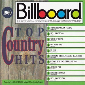 Billboard Top Country 1960 Billboard Top Country Price Owens Reeves Horton Billboard Top Country