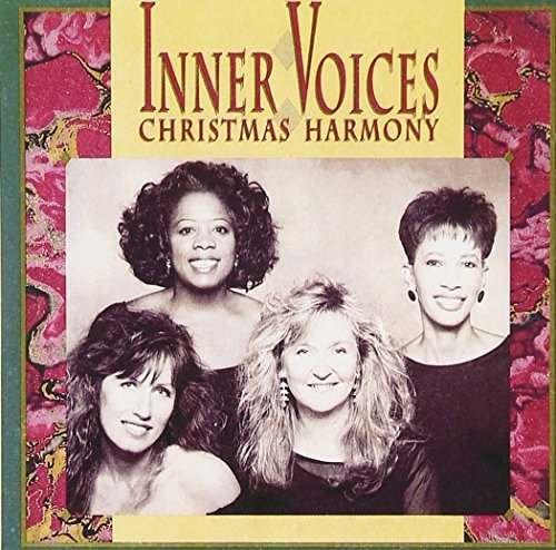 Inner Voices Christmas In Harmony CD R