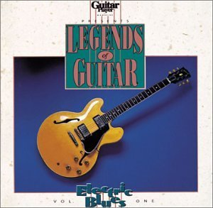Legends Of Guitar Vol. 1 Electric Blues Waters King Rush James Hopkins Legends Of Guitar
