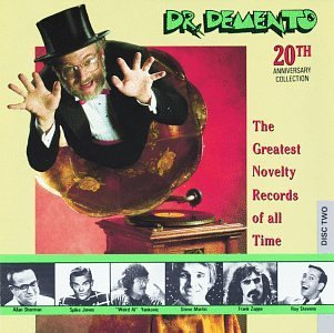 Dr. Demento 20th Anniversary Collection Barnes & Barnes Sherman Brown 2 CD